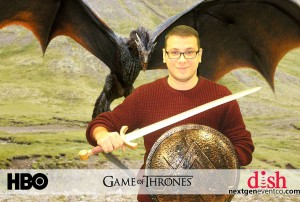 Green Screen Photography Game of Thrones