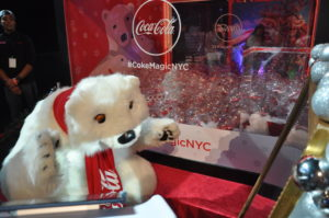 experiential marketing for coca cola in nyc by nextgen event co.