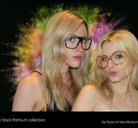 launch party photo booth nyc