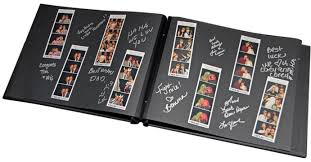 mirror photo booth rental memory book scrapbook