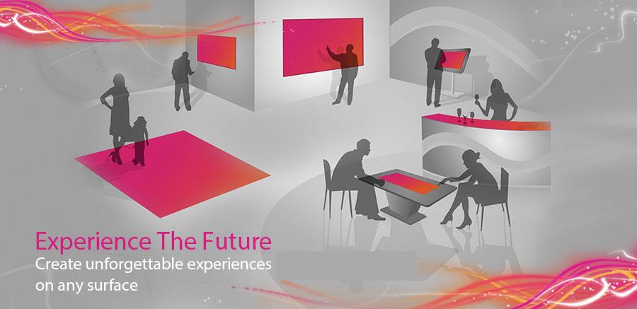 Interactive Virtual Wall Rentals-
