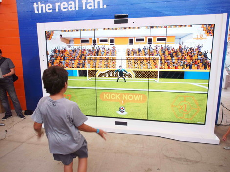Soccer Game Rental- Interactive Event using VR- Best Pricing